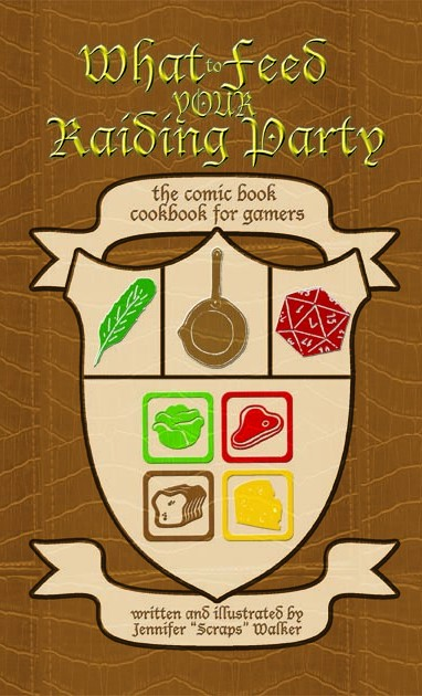 What to Feed Your Raiding Party front cover