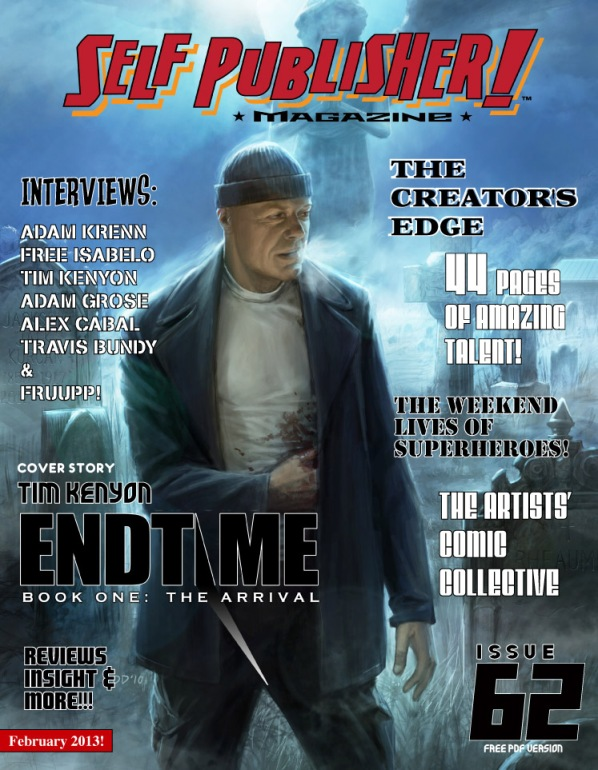 Self Publisher! Magazine Issue #62